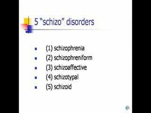 Schizoid Personality Disorder (3)