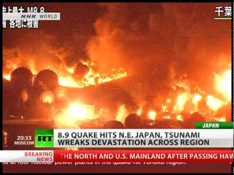 Radiation level rising at Fukushima nuclear plant in quake-hit Japan