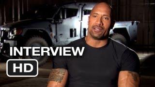Fast & Furious 6 Interview Dwayne Johnson (2013) Vin