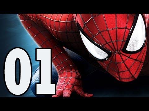 Let's Play The Amazing Spider-Man 2 PS4 Gameplay German Deutsch Part 1 - Onkel Ben -
