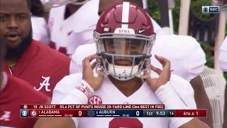 2017 Iron Bowl - #1 Alabama vs. #6 Auburn (HD)