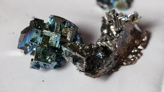 How To Make Bismuth Crystals In Your Kitchen