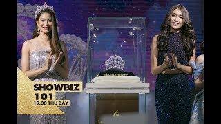 Công bố vương miện khủng 2.7 tỷ của Hoa hậu Hoàn vũ Việt Nam 2017  | Showbiz 101 | VIEW TV-VTC8