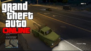 GTA 5 ONLINE: How To GLITCH ANY STORYMODE VEHICLE INTO