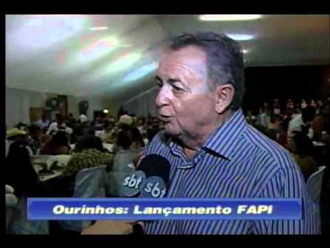 Fala Cidade - 09/04/2012 - Ourinhos: Lançamento FAPI