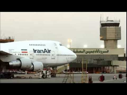 US allows Boeing airplane component sales to Iran