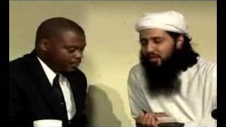 Tyrone Takes His Shahada & Reverts from Christianity to Islam