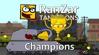 Tanktoon -  Šampióni
