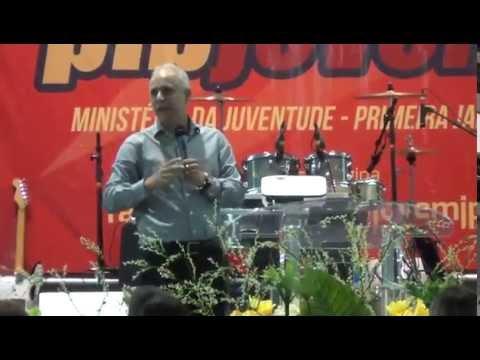 Pastor Claudio Duarte Culto Jovem 2014 - 22/03/2014 Espaço Gospel