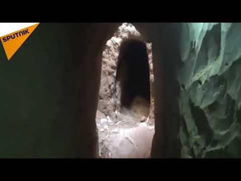 فيديو: هكذا فكّك الجيش السوري شبكات ...