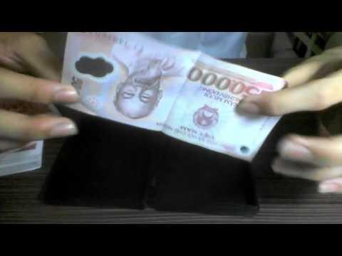 ảo thuật biến giấy thành tiền ( LÀM GIÀU KHÔNG KHÓ NHƯNG PHẢI CÓ NIỀM TIN)