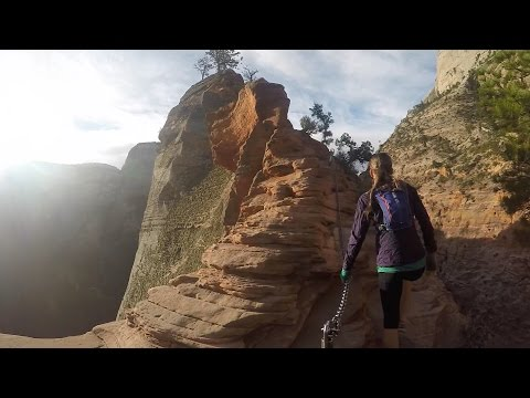 ANGELS LANDING HIKE IN ZION NATIONAL PARK | Sage Canaday