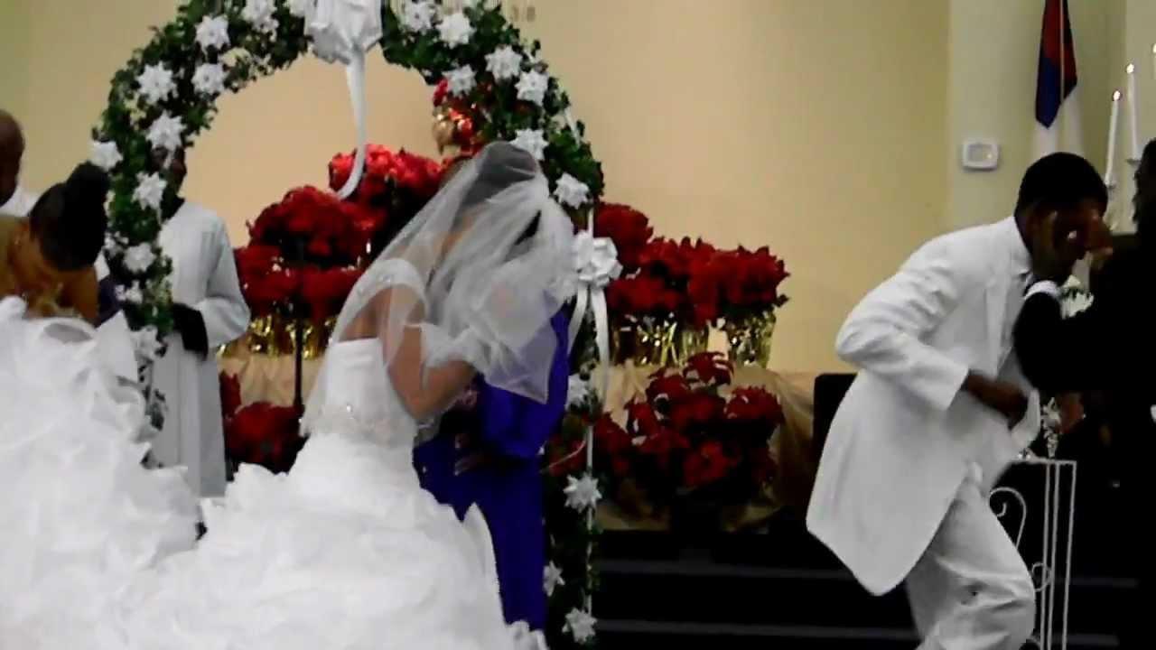 pastor johnny brown and rachel dixon u0026 39 s holy ghost wedding