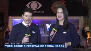 TV Band - Atrações Serra Negra - Festival de Inverno 2019