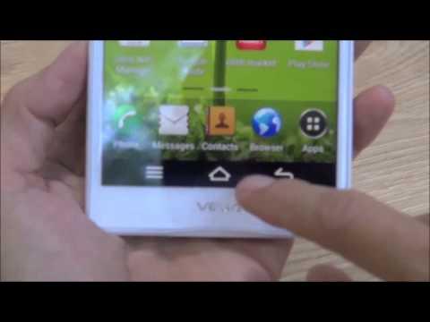 Clip đập hộp và đánh giá điện thoại Sky A860 trên tinh tế