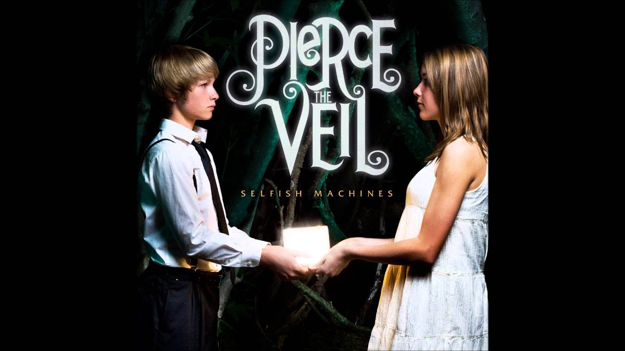pierce the veil caraphernelia selfish machines reissue