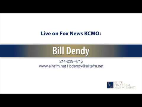 CPA Bill Dendy featured on the radio in Kansas City - 2/1/14