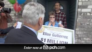 Enter To Win $1 Million PLUS $5,000 A Week For Life From PCH!