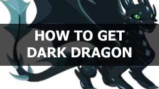 How To Get DARK DRAGON In Dragon City On Facebook Breeding