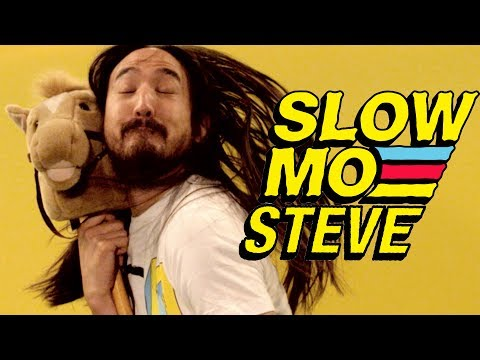 RIDING A PONY! - Slow Mo Steve Aoki #11