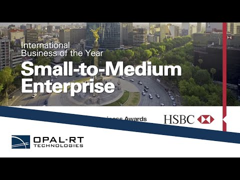 OPAL-RT TECHNOLOGIES - Corporate Video