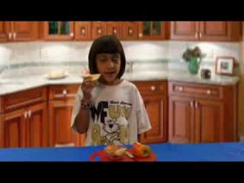 Ozark Kids Food Stars Fruit and Vegetable Commercials