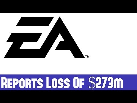 EA News - Second Fiscal Quarter 2013 Report - Loss of $273m Despite $695m Net Revenue - Thoughts