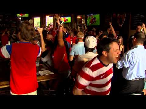 Indianapolis reacts to John Brooks' World Cup goal