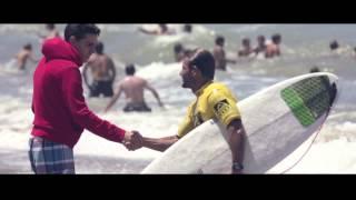 Disabled Surfer Enters Surf Championship