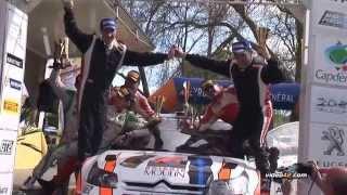 Vidéo Rallye Terre des Causses 2014 HD