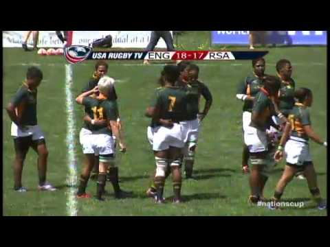USA Rugby - IRB Senior Women's Nations Cup (England vs. South Africa and USA vs. Canada)