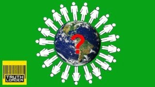 Vsauce LIVE: How Many People Can Live On Earth? 14/03/13