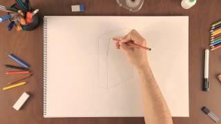 Como dibujar vetas de madera