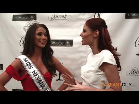 Nia Sanchez - thePageantGuy.com interview with Miss Nevada USA 2014
