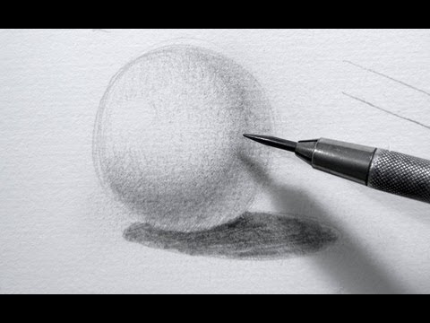 How to Shade - Drawing Shades
