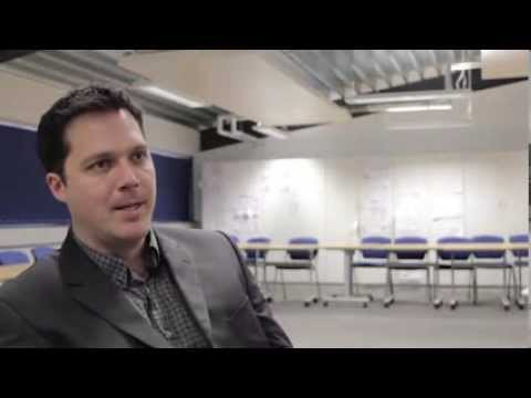 Chris Pawson | Postgraduate Overview  University Of East London