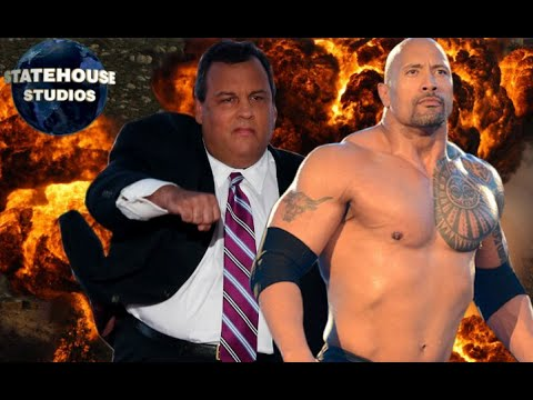 Chris Christie Messes with The Rock...and Loses