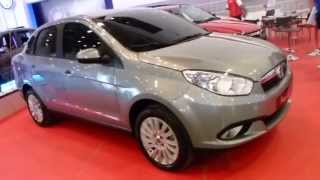2014 Fiat Siena Essence 2014 Al 2015 Video Review