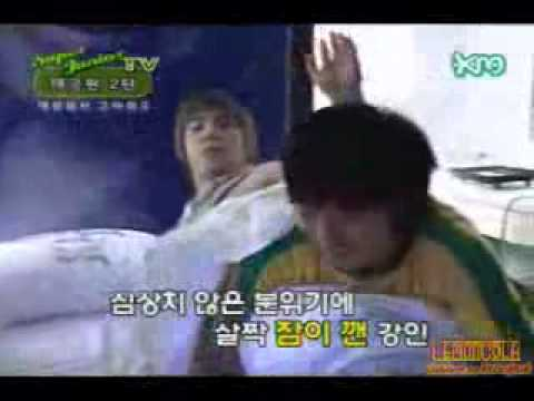 Super Junior Waking Up Part3