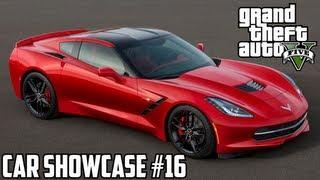 GTA V: Coquette (Corvette) Car Showcase #16