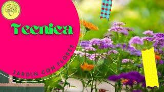 Tips para que tu jardin tenga más flores