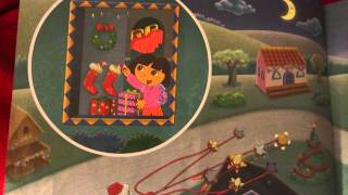 Dora's Starry Chiristmas Read Aloud Story Book Reading