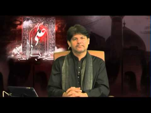 ZIKR E SHAHDAT  E MOULA PART 1   20 07 14  HIDAYAT TV