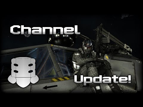 Channel Update and Arena Commander!
