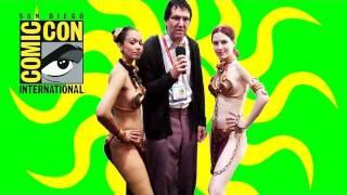 TROLLING COMIC-CON NERDS! (with Yeshmin Blechin)