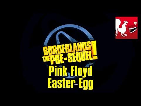 Borderlands The Pre-Sequel - Pink Floyd Easter Egg