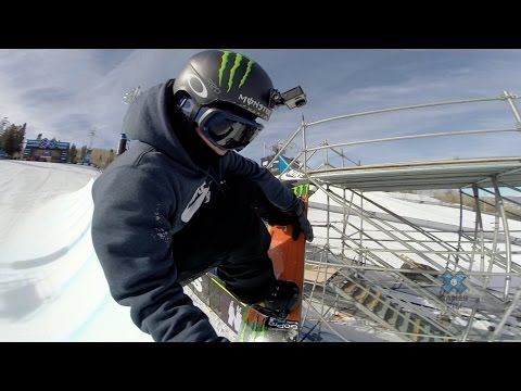 GoPro: Halfpipe Building With Frank Wells