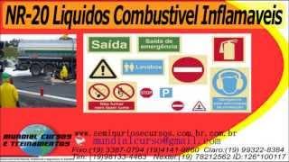 Cursos NR 20 L�quidos e Combust�veis Inflam�veis   - youtube