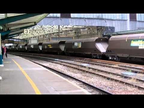 Carlisle Trains and Freight 18 06 2014 Part One