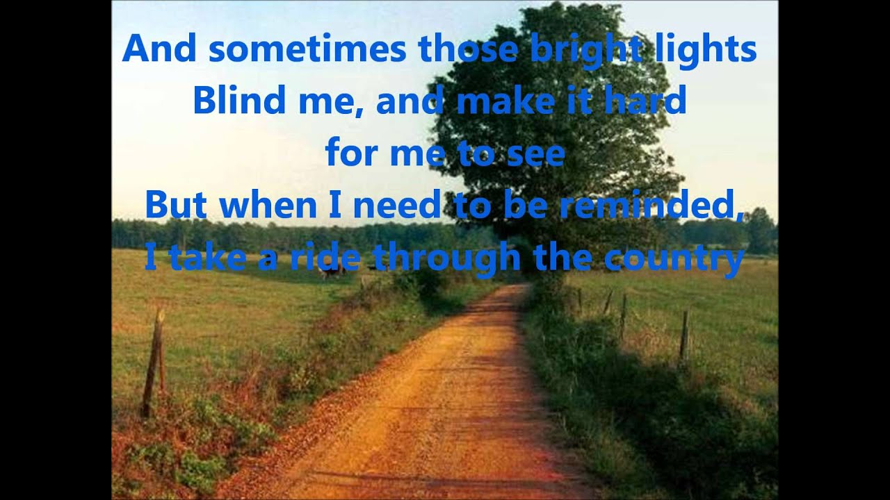 colt ford ride through the country lyrics youtube. Cars Review. Best American Auto & Cars Review